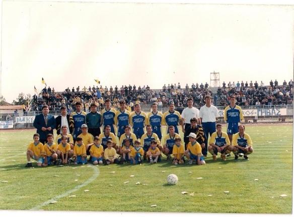 ΜΑΚΕΔΟΝΙΚΟΣ ΓΡΙΒΑΣ 1999 2