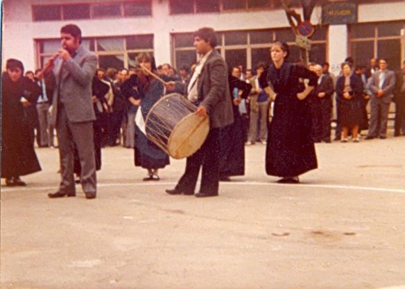 Κλανιάτσκα Χορευτικό Γρίβας 1981