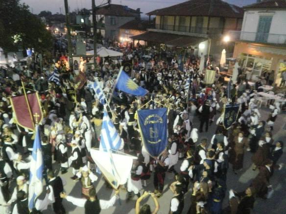 3ο Πανμακεδονικό αντάμωμα 2013