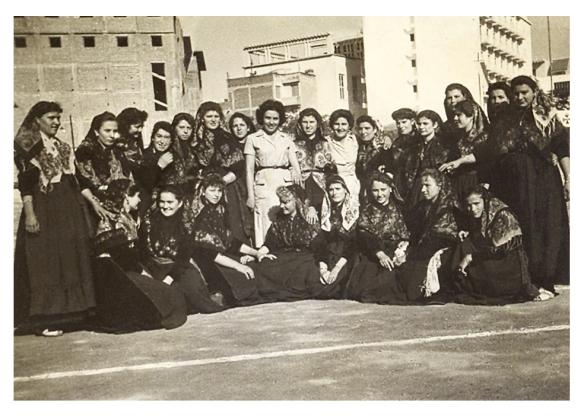 Φορεσιά άλα Τούρκα Σύλλογος Γυναικών R