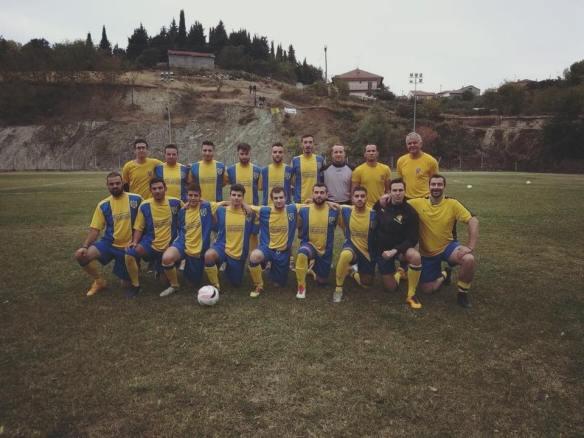 Μακεδονικός Γρίβας 2018-2019